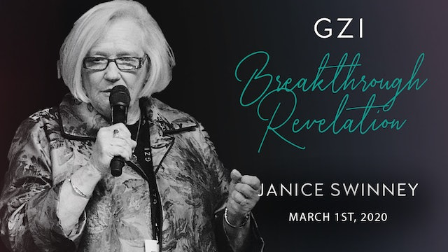 Breakthrough Revelation (03/01) - Janice Swinney: From Trauma to Triumph