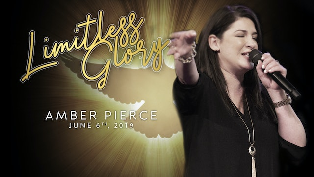 GOZ Jerusalem - Limitless Glory (6/06) - Amber Pierce