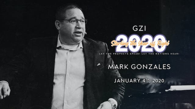 Starting the Year Off Right (01/04): Mark Gonzales