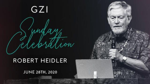 Celebration Service (6/28) - Robert H...