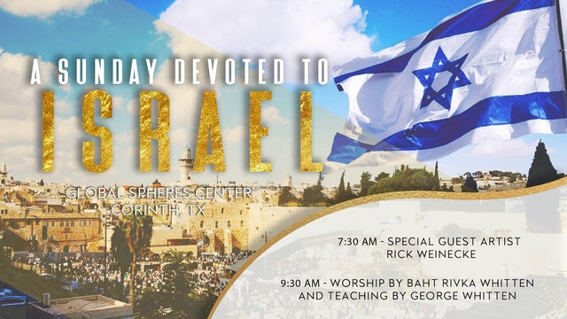 Celebration Service with Baht Rivka Whitten and George Whitten - (01/20) 9:30 AM