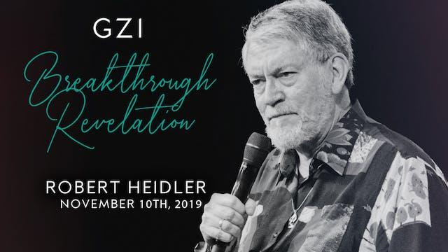 Breakthrough Revelation (11/10) - Rob...