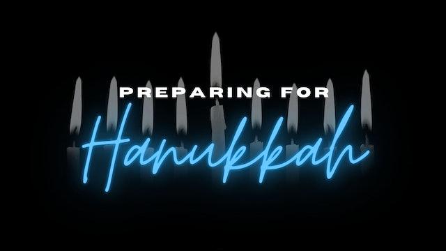 Preparing For Hanukkah (12/04)