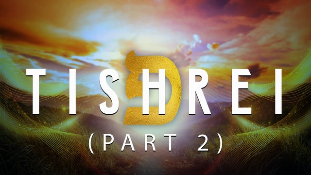 Firstfruits - Tishrei 5780 - October 6th, 2019 (Part 2)