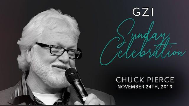 Celebration Service (11/24) - Chuck P...