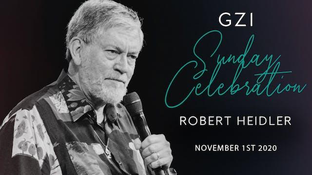 Celebration Service (11/01) - Robert ...