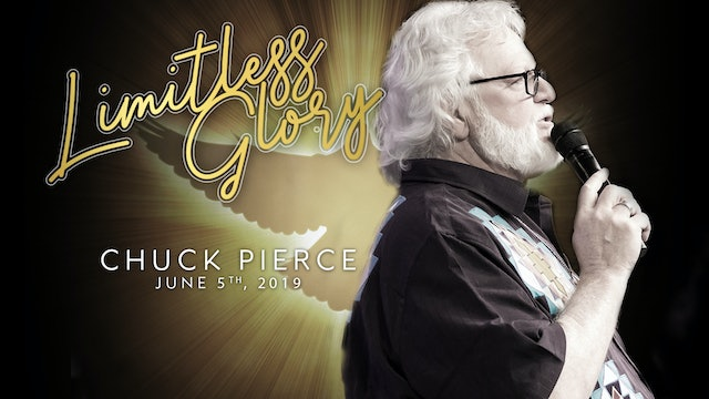 GOZ Jerusalem - Limitless Glory (6/05) - Chuck Pierce (2)