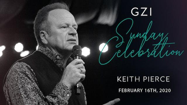 Celebration Service (02/16) - Keith P...