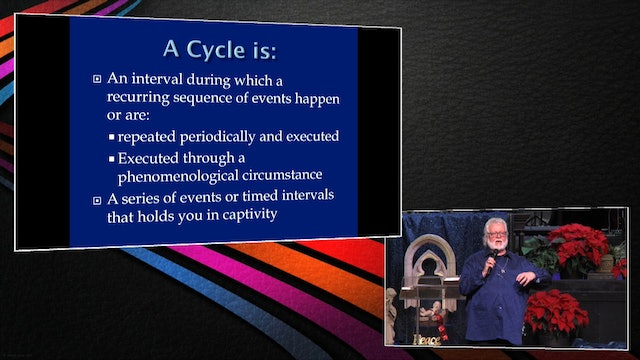 God's Cycle of Life