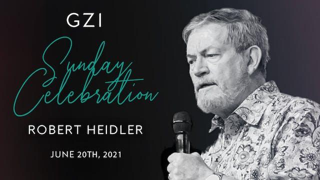 Celebration Service (06/20) - Robert ...
