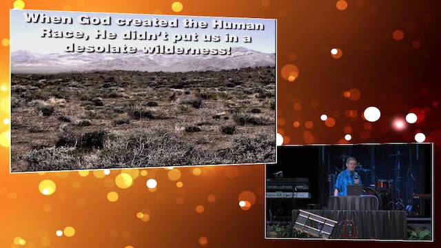 God Planted a Garden! (Part 1) - Robert Heidler