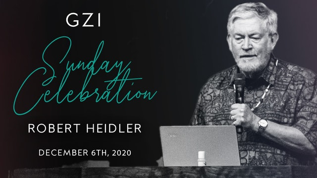 Celebration Service (12/06) - Robert Heidler: Paul's Path to the New
