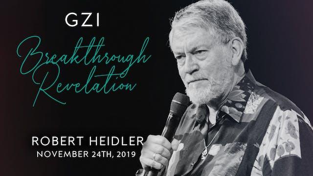 Breakthrough Revelation (11/24) - Rob...