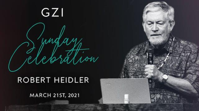 Celebration Service (03/21) - Robert ...