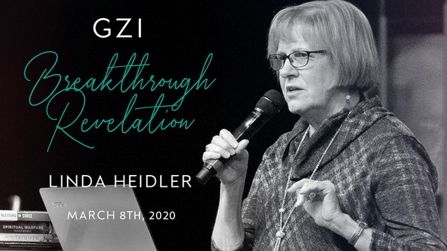 Breakthrough Revelation (03/08) - Linda Heidler: The Redemptive Work of Trauma