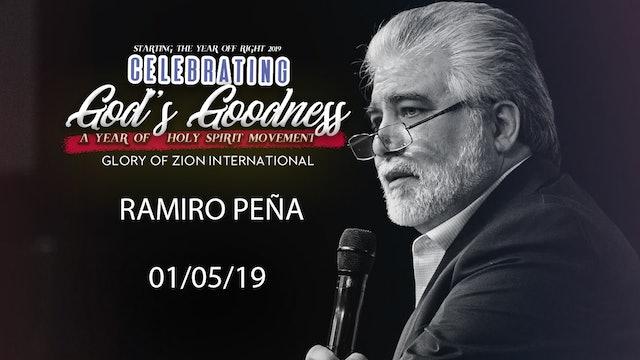 Starting the Year Off Right - Ramiro Peña