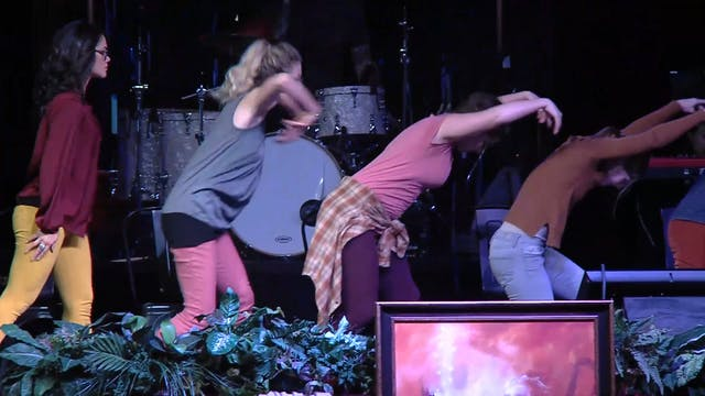Generations Aligning Dance