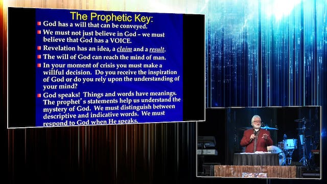 Six Words Linked With Prophets
