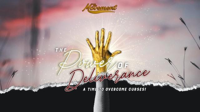 Power of Deliverance - Session 3: Linda Heidler (02/09)