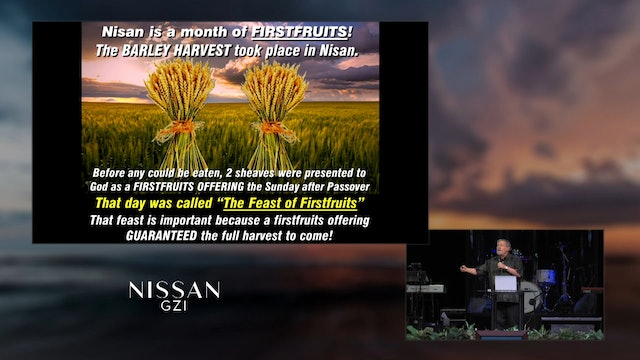 The Month of Nisan: Aligning Your Life for Abundant Harvest