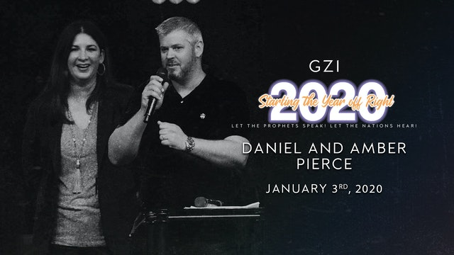 Starting the Year Off Right (01/03): Daniel and Amber Pierce