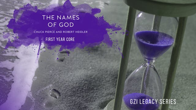 02 - Robert Heidler - The Name of Jesus