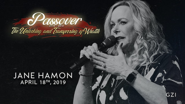 Passover 5779 - Session 1 (4/18) - Chuck Pierce & Jane Hamon