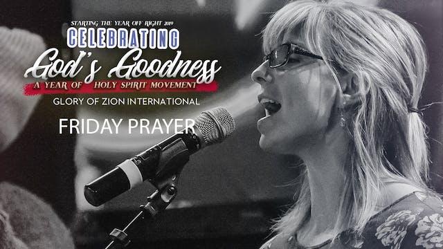 Friday Morning - Prayer