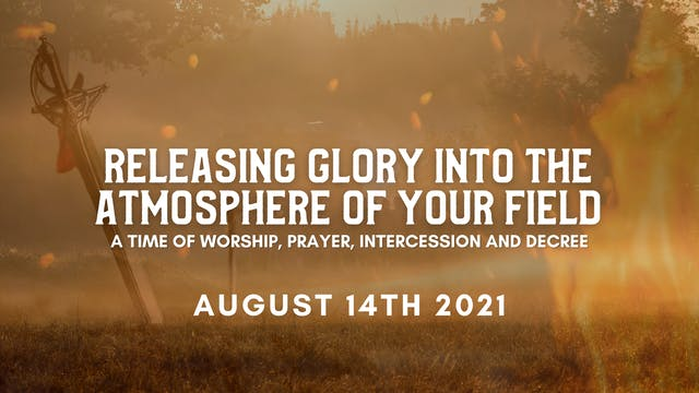 Releasing Glory into the Atmosphere o...