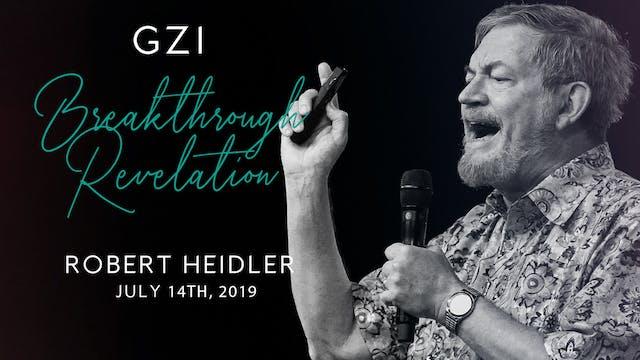 Breakthrough Revelation (7/14) - Robe...