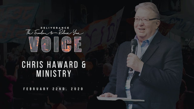 Release Your Voice - Chris Hayward (02/22)
