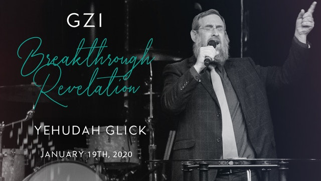 Breakthrough Revelation (01/19) - Yehudah Glick
