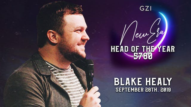 Head of the Year 5780 (9/28) - Blake ...