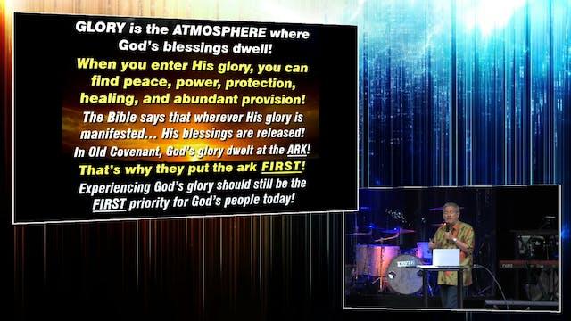 The Ark Goes First: Establishing God'...