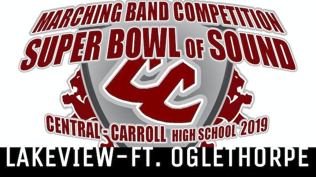 Lakeview-Ft. Oglethorpe - 2019 Super Bowl of Sound