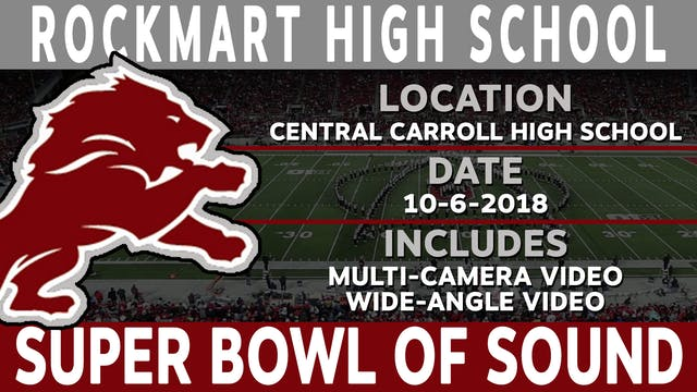 Rockmart High School - Super Bowl Of Sound
