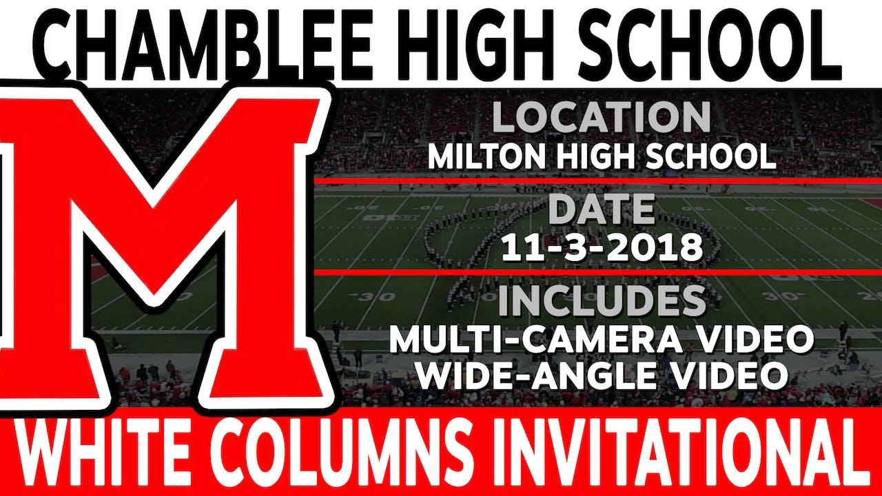 Chamblee High School - White Columns Invitational