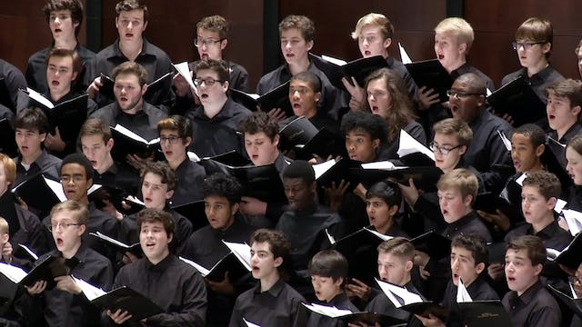 2019 All State Senior Men's Chorus