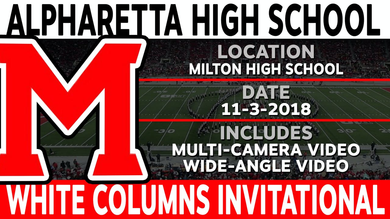 Alpharetta High School - White Columns Invitational