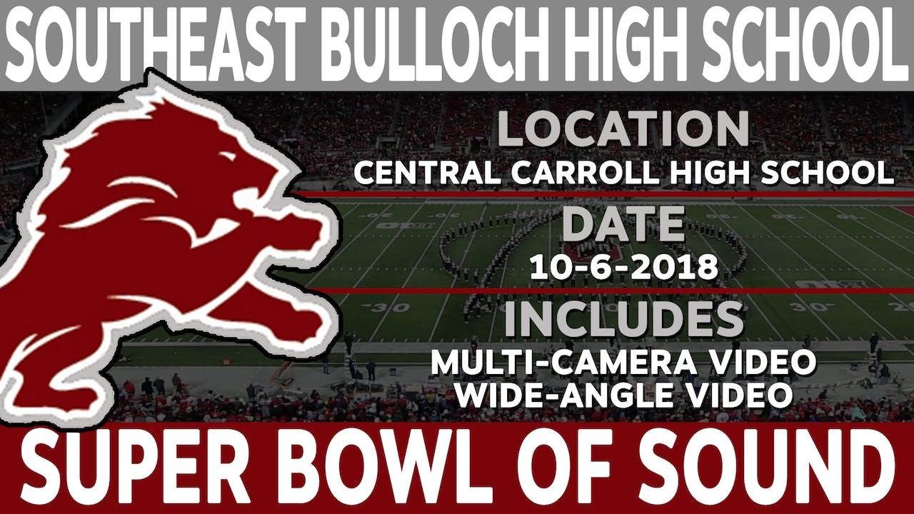 Southeast Bulloch High School - Super Bowl Of Sound