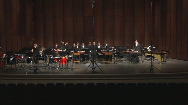 Milton High School Percussion Ensemble