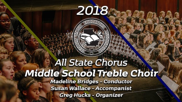 Middle School Treble Chorus