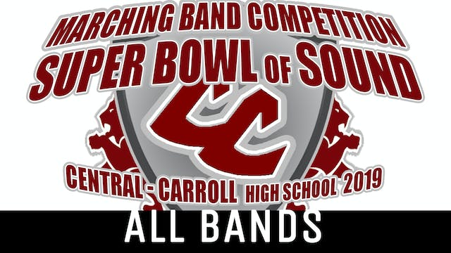 All Bands - 2019 Super Bowl of Sound