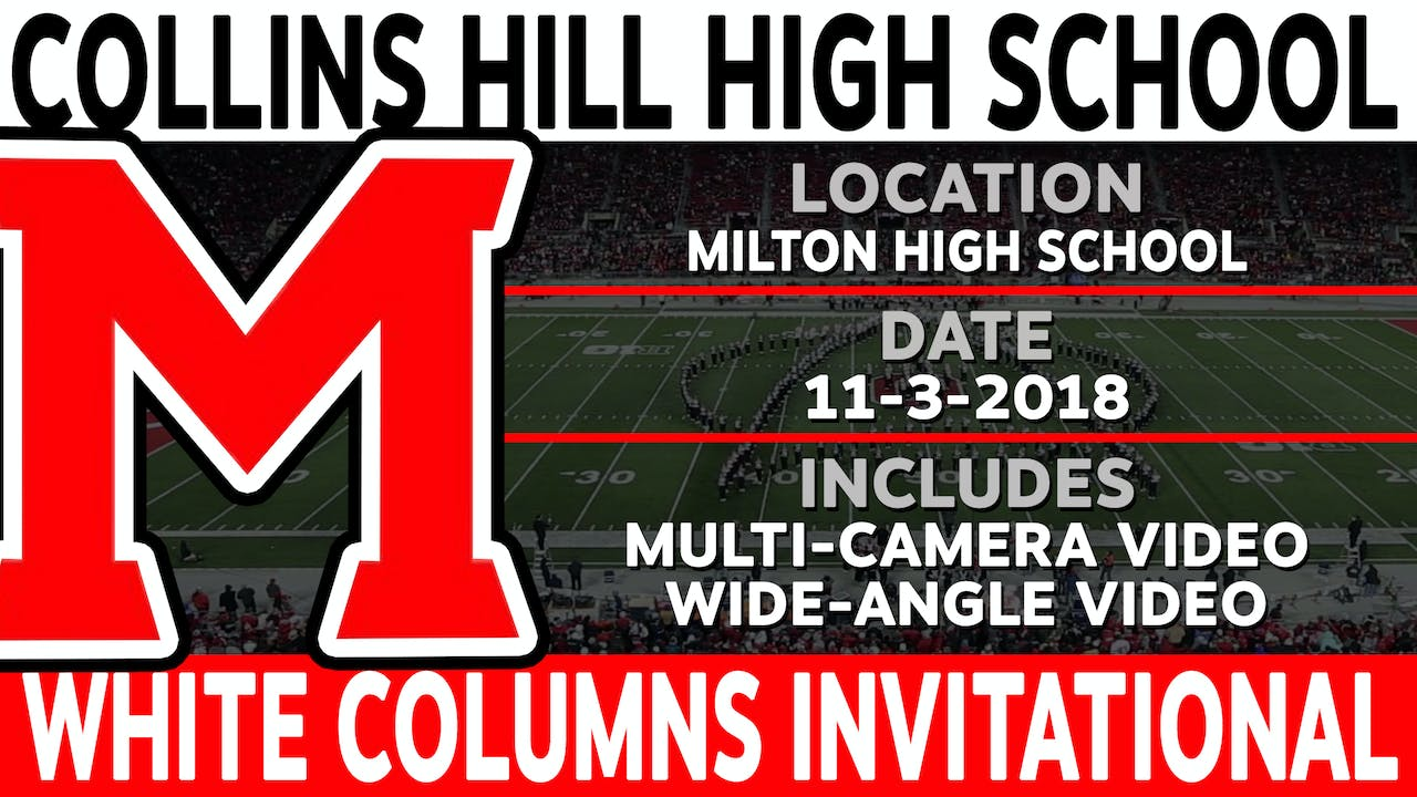 Collins Hill High School - White Columns Invitational