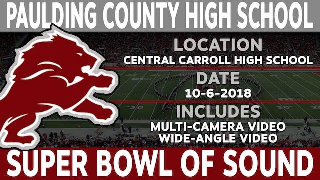 Paulding County High School - Super Bowl Of Sound