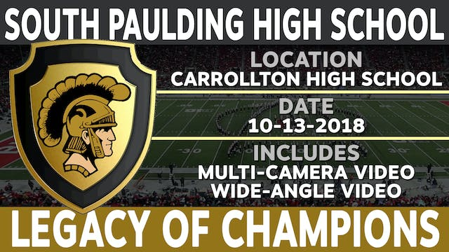 South Paulding High School - Legacy of Champions