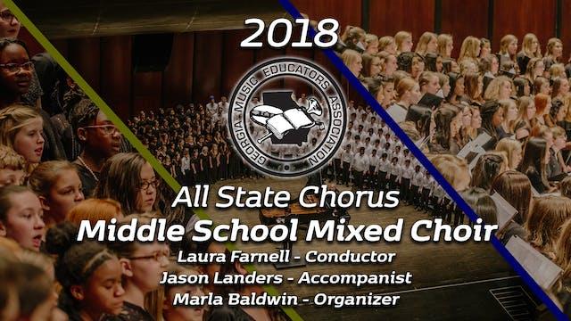 Middle School Mixed Chorus