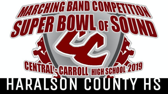 Haralson County HS - 2019 Super Bowl of Sound