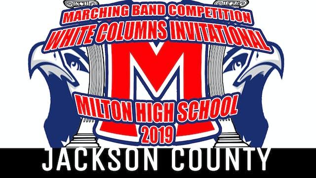 JACKSON COUNTY HS - 2019 WCI