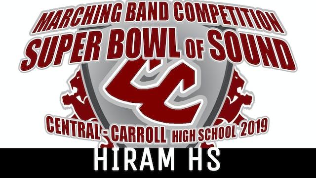 Hiram HS - 2019 Super Bowl of Sound
